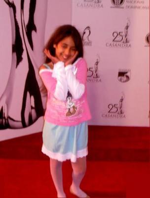 En los premios Casandra 2009, echando vaina, jijijiji